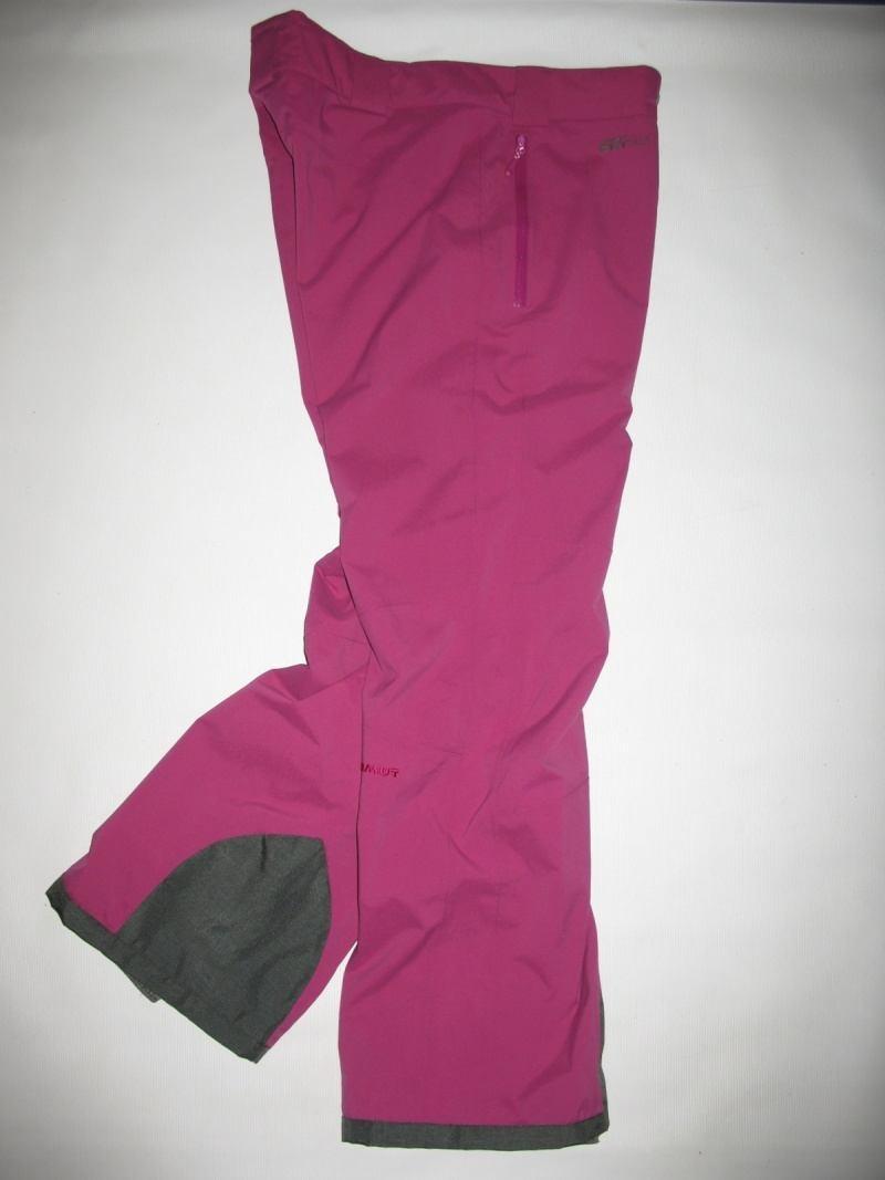 Штаны  MAMMUT  20/20 pants lady  (размер L/XL) - 10
