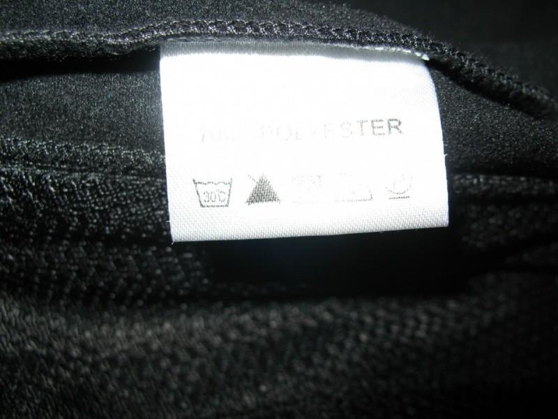 Кофта THOMUS fleece jacket (размер M) - 8