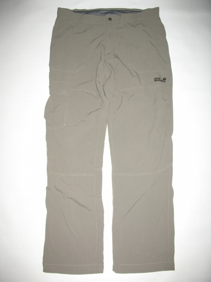 Штаны JACK WOLFSKIN Mosquito Safari Pants  (размер 34/50/L)) - 2