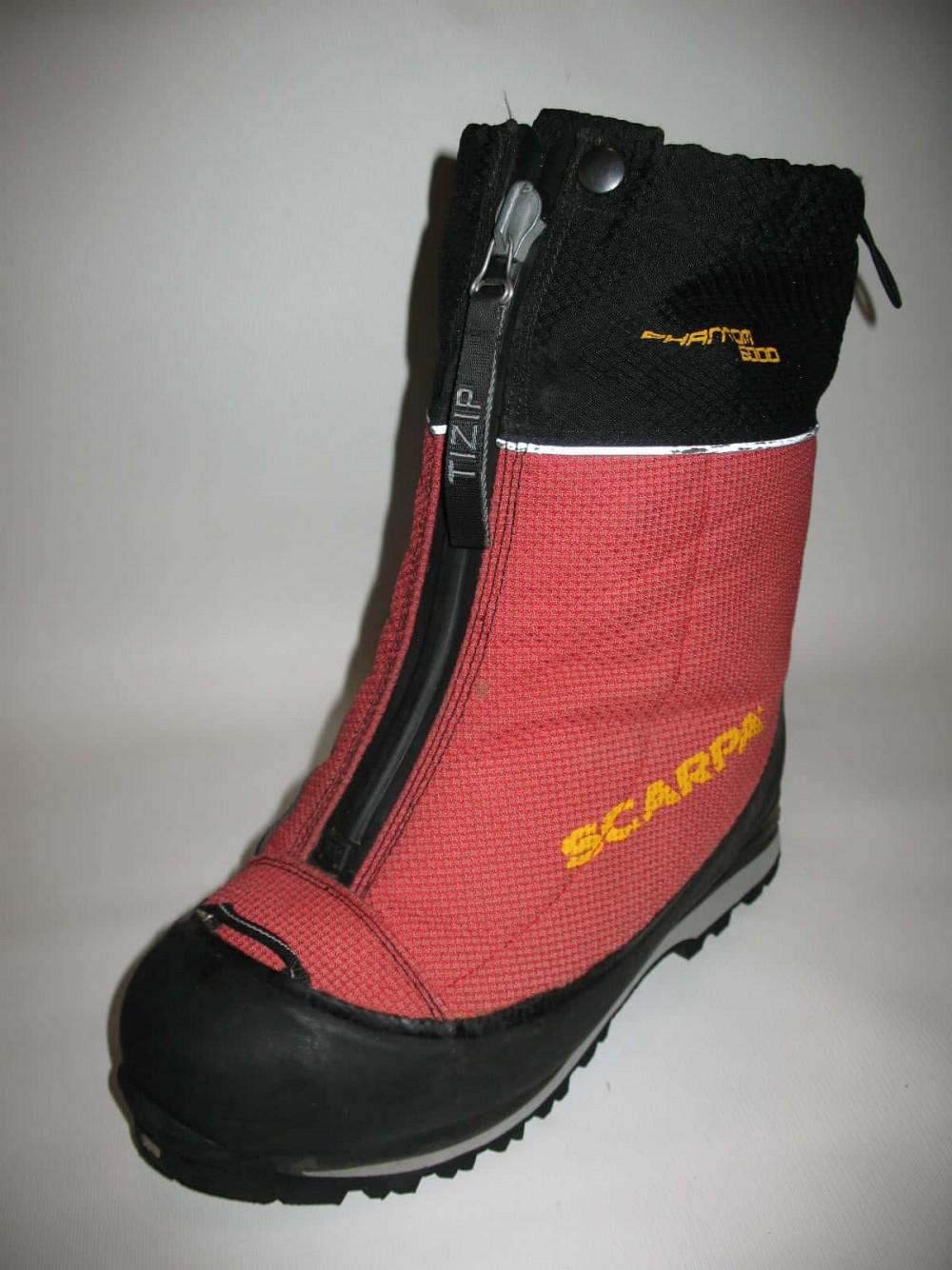 Ботинки SCARPA phantom 6000 boots (размер EU45(на стопу +-280mm)) - 2