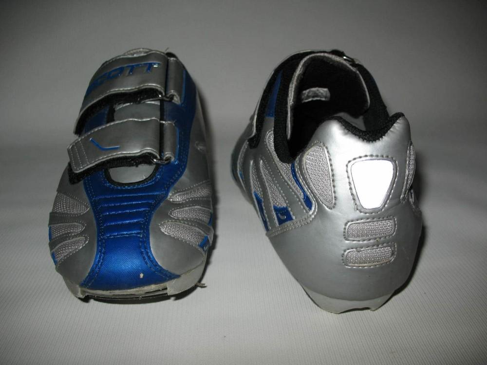 Велотуфли SCOTT road shoes (размер US8,5/UK8/EU42(на стопу 265 mm)) - 3