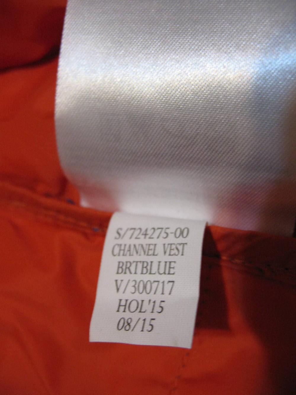 Жилет BANANA REPUBLIC primaloft vest (размер S) - 9