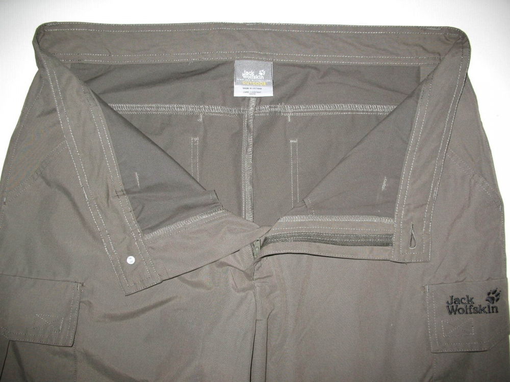 Штаны JACK WOLFSKIN Northpants (размер XL/L) - 7