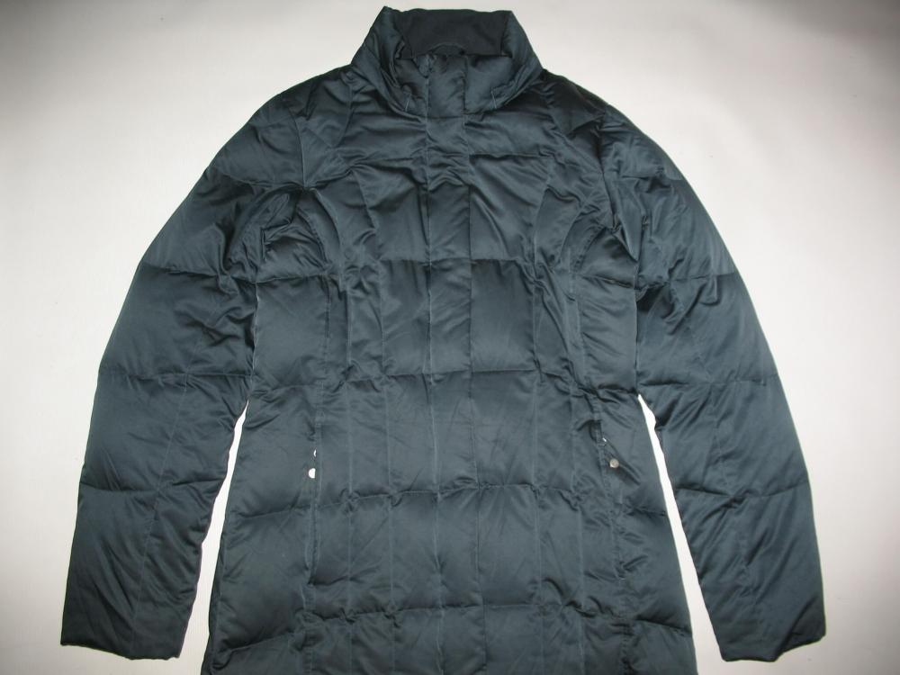 Куртка EDDIE BAUER Lodge Down Parka lady (размер SM-на рост +-170 см) - 3