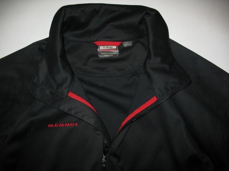 Куртка MAMMUT SOFtech jacket (размер XL) - 4