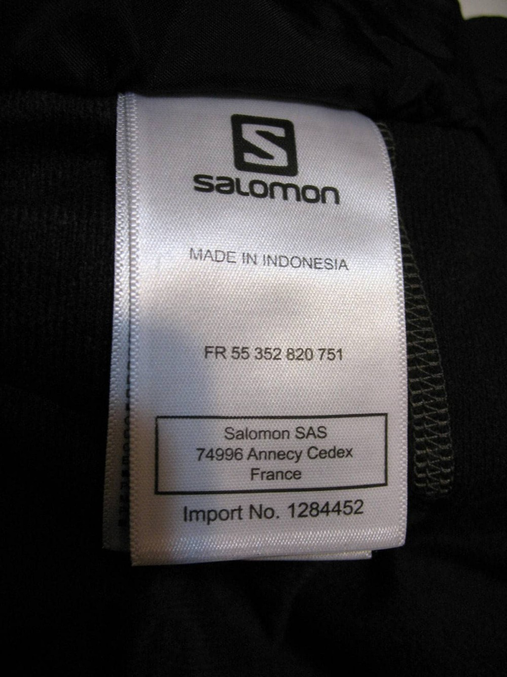 Штаны SALOMON chill out bib pant (размер XXL) - 14
