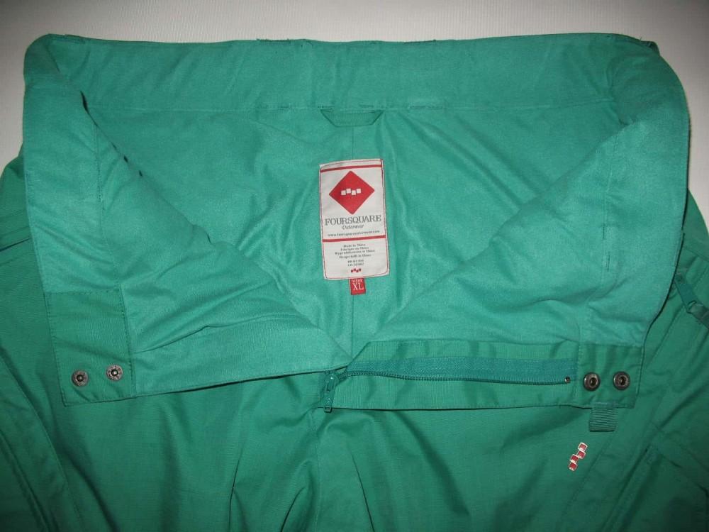 Штаны FOURSQUARE q snowboard pants (размер XL) - 12