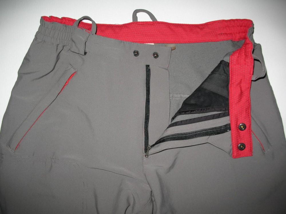 Штаны MAMMUT 3xdry outdoor pants (размер 48-M/L) - 9