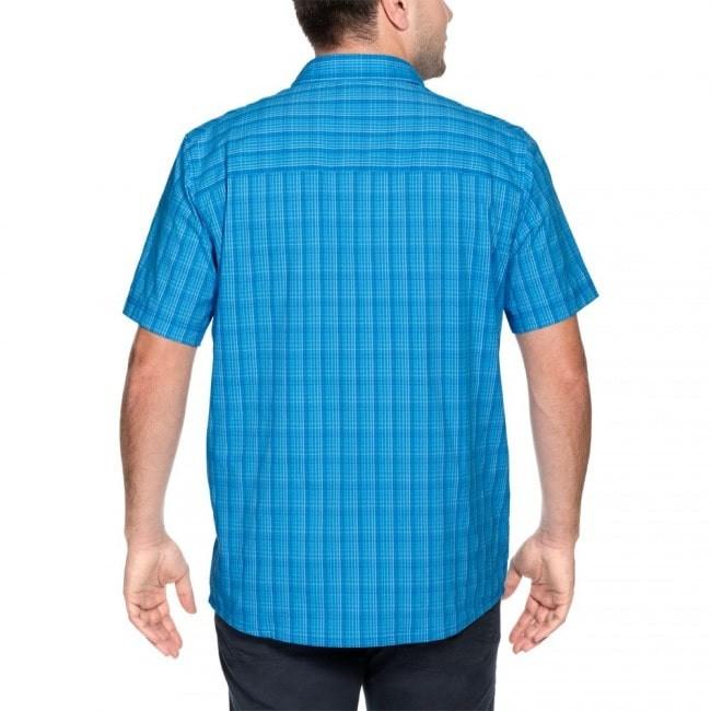 Рубашка JACK WOLFSKIN rays stretch vent shirt (размер XXXL/XXL) - 1