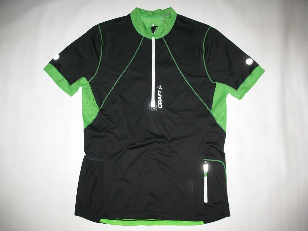 Веломайка CRAFT pr hybrid run jersey (размер M) - 1