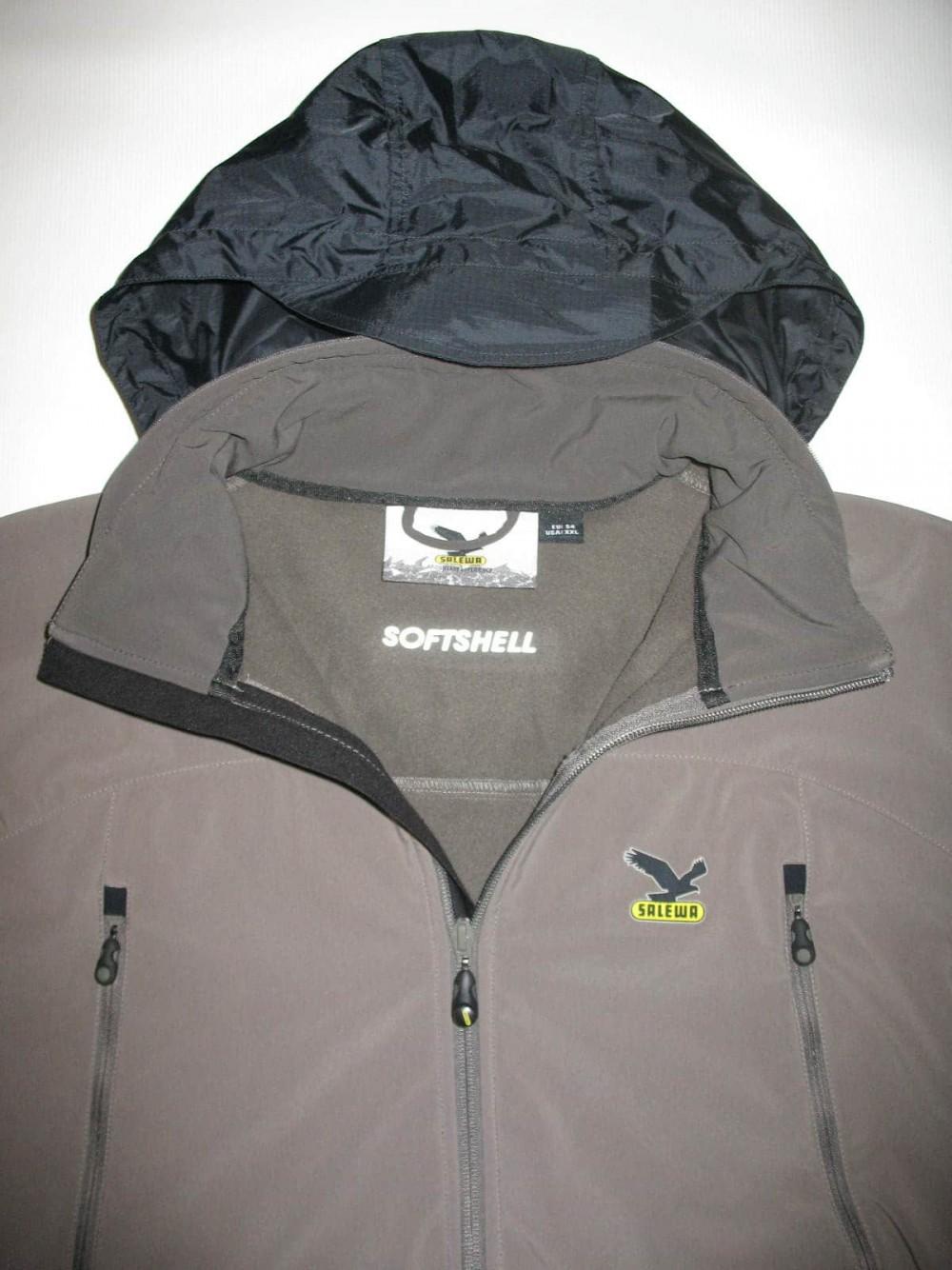 SALEWA softshell alpine extreme jacket (размер 54/XXL) - 2