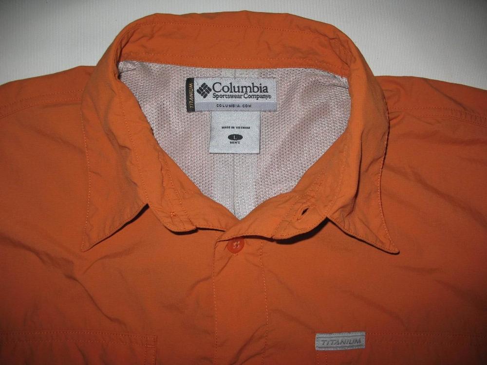 Рубашка COLUMBIA titanium shirts (размер L/XL) - 3