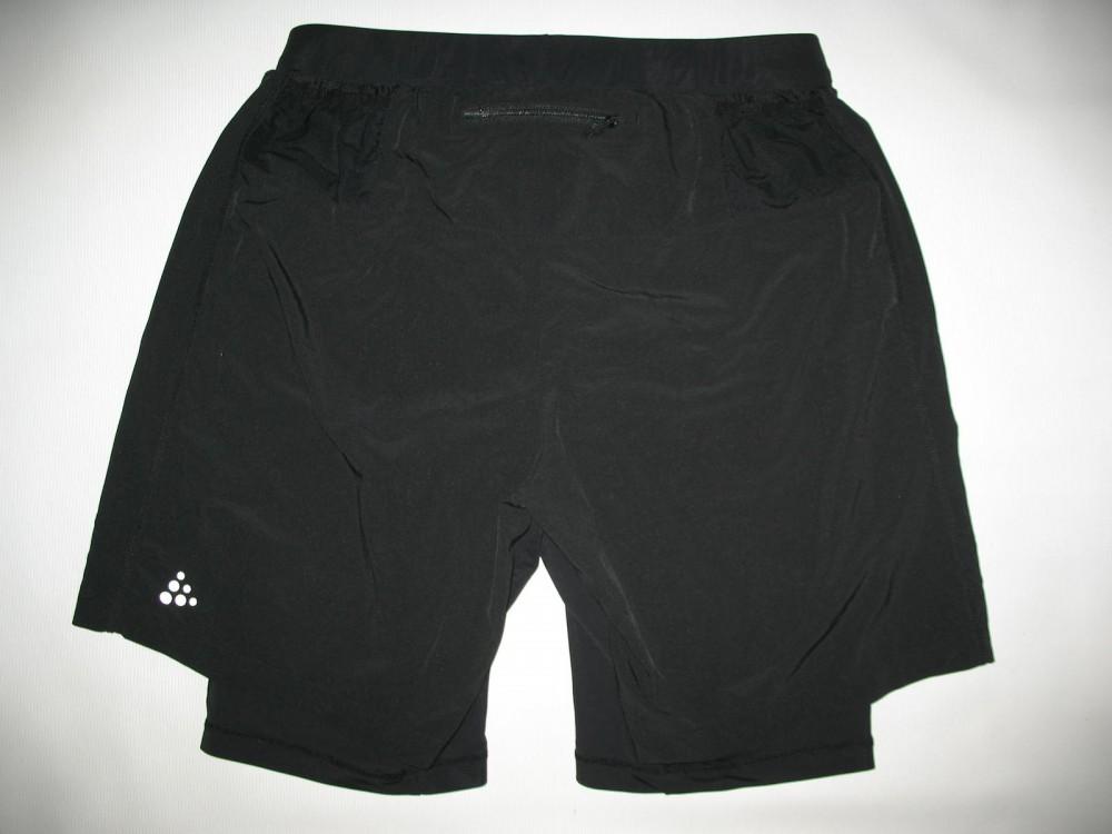Шорты CRAFT grit 2in1 shorts (размер XL) - 3
