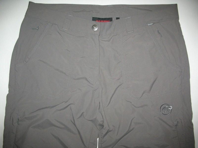 Штаны MAMMUT hose lang hiking pants lady (размер L/XL) - 3