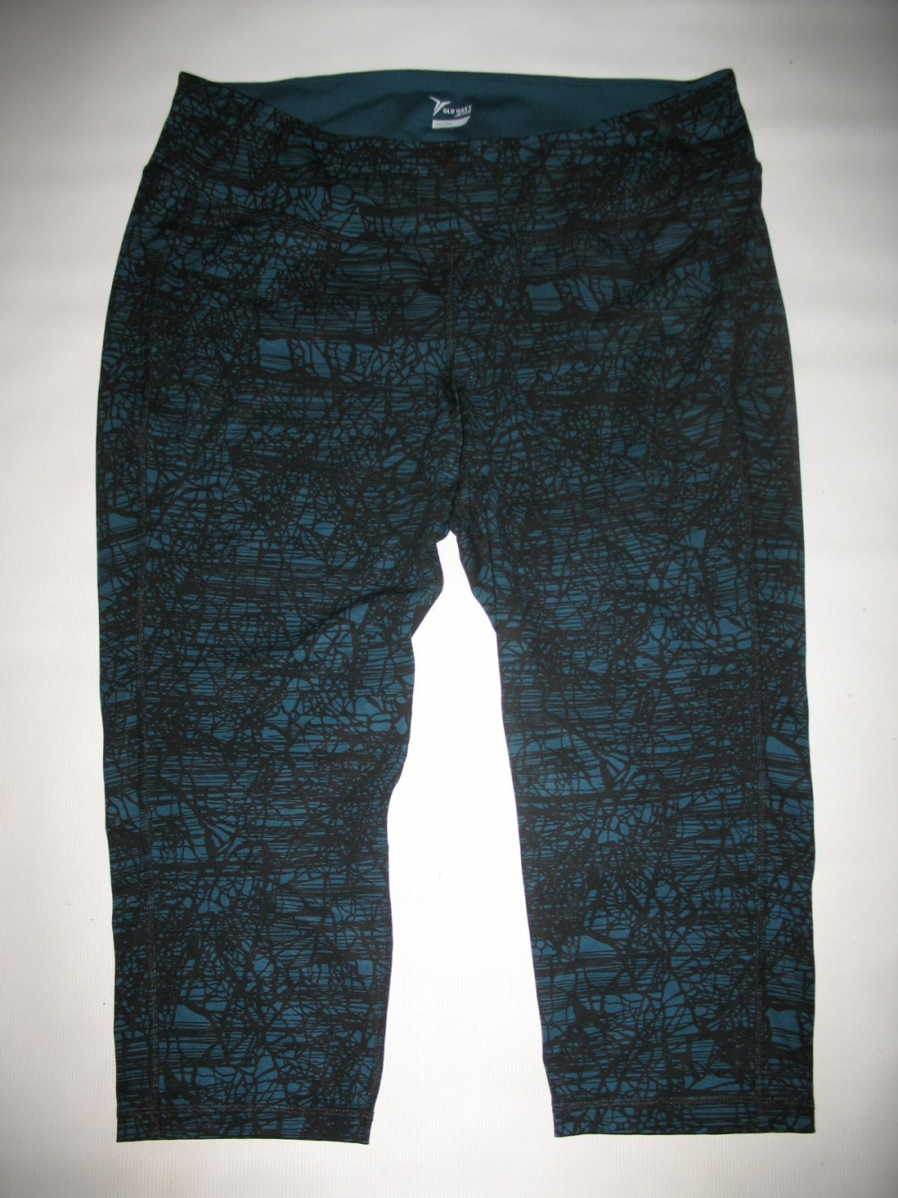 Шорты OLD NAVY high-rise go-dry compression capris lady (размер XXL) - 3