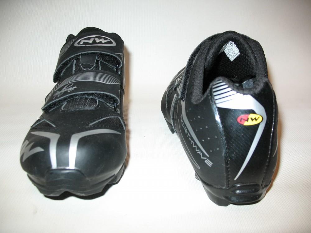 Велотуфли NORTHWAVE elisir evo cyclng shoes (размер UK7.5/US8.5/EU41(на стопу до 265 mm)) - 5