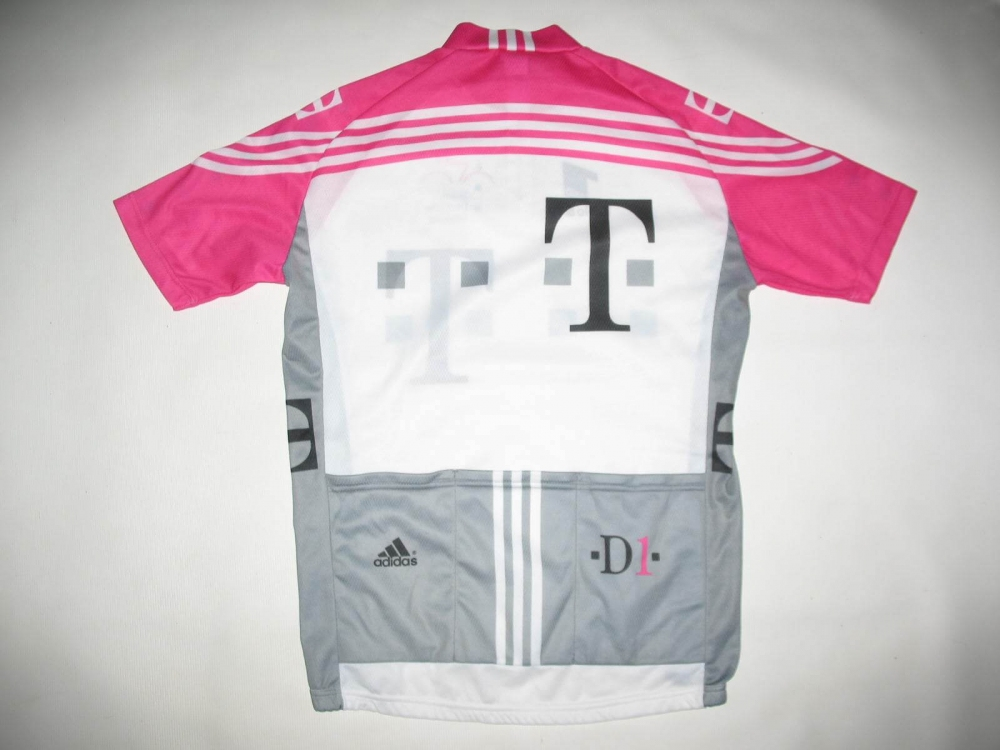 Веломайка ADIDAS t-mobile cycling jersey (размер L) - 1