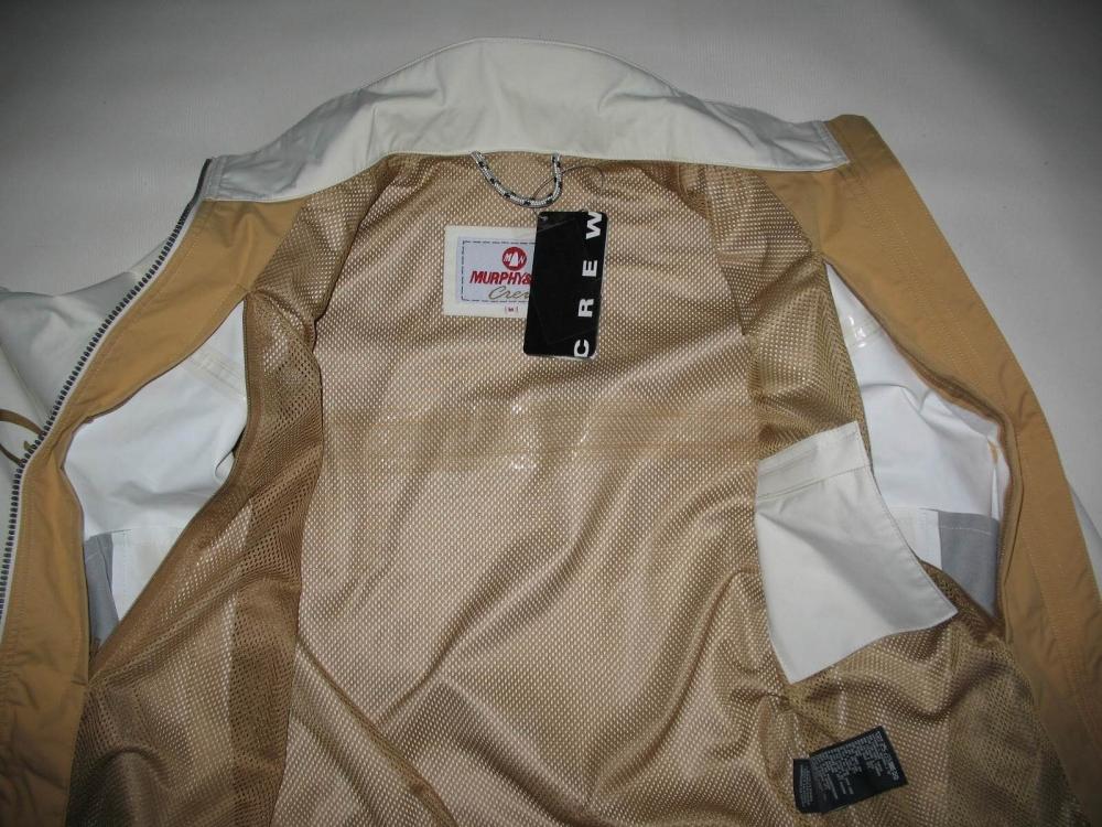 Куртка MURPHY&NYE Сrew yachting jacket (размер S) - 9