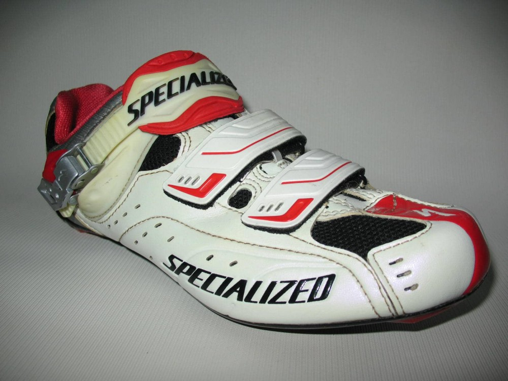 Велотуфли SPECIALIZED road fact carbon sole shoes (размер EU41(на стопу 260 mm)) - 2