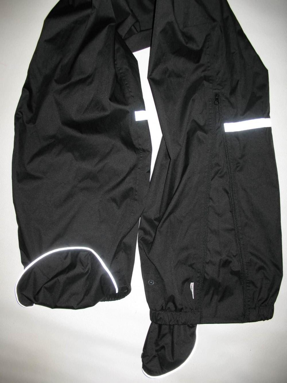 Штаны B'TWIN cycling rain pants (размер M) - 5