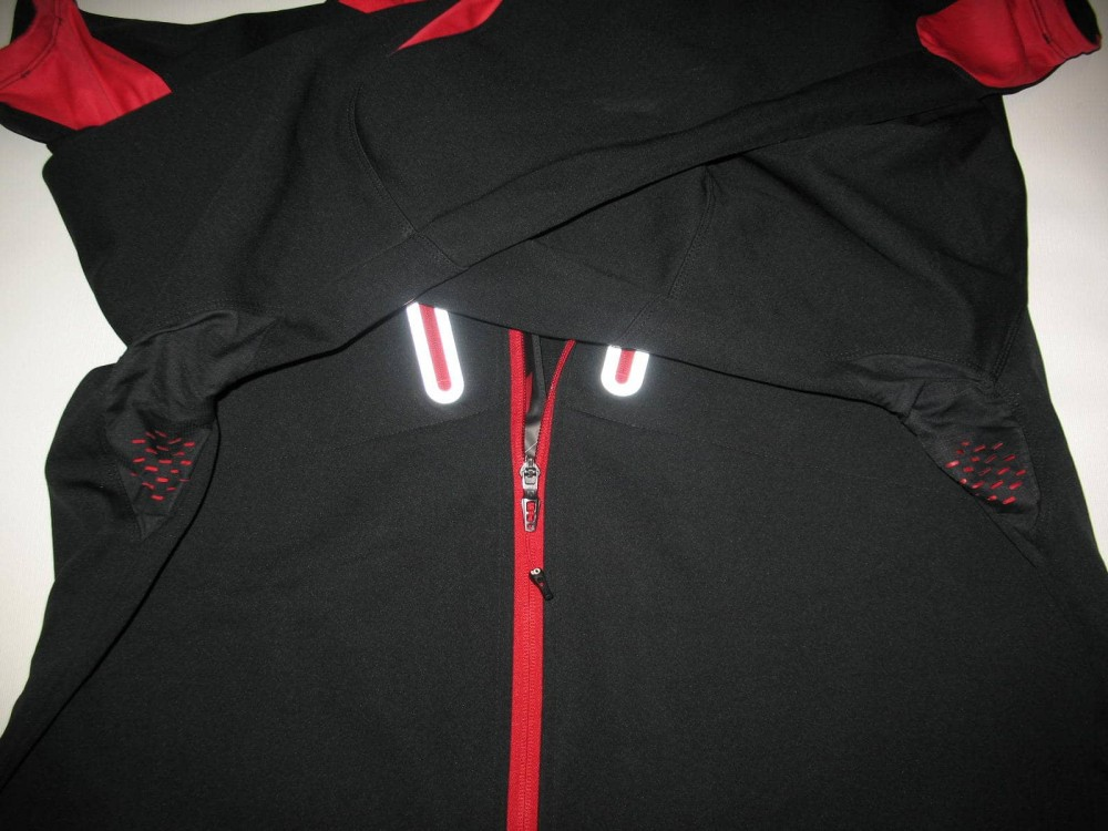 Велокуртка PEARL IZUMI pro softshell jacket (размер XXL) - 8
