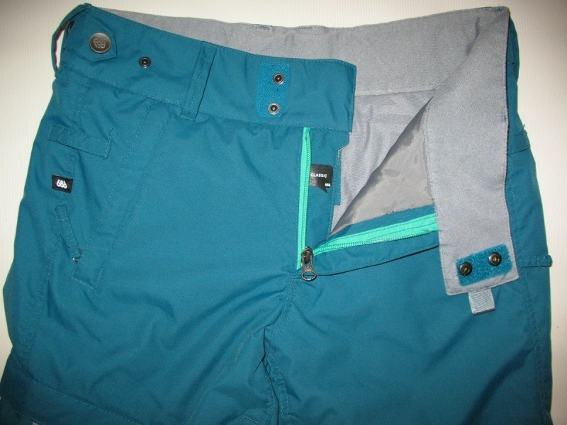 Штаны 686 snowboard pants lady (размер S) - 3