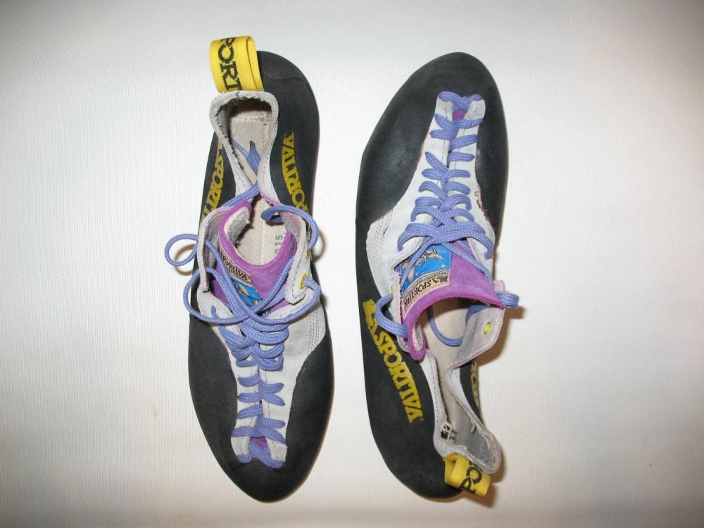 Скальные туфли LA SPORTIVA climbing shoes (размр EU45) - 4