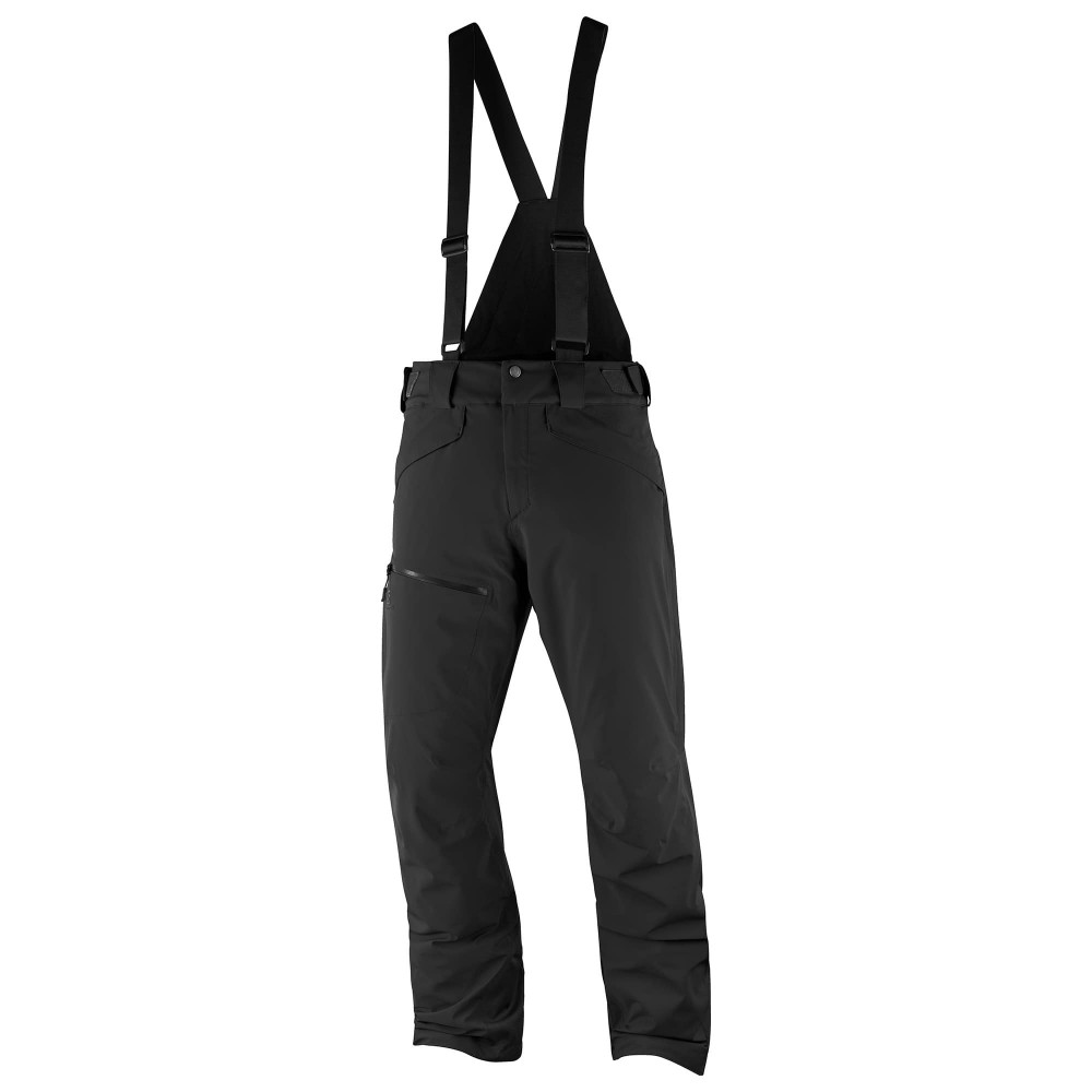 Штаны SALOMON chill out bib pant (размер XXL) - 1