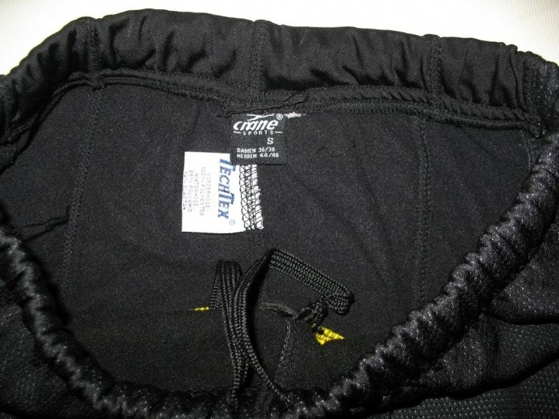 Штаны CRANE bike pants (размер S/unisex) - 3