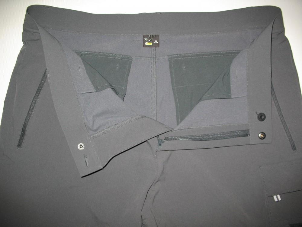 Штаны SALEWA  dst grey pants (размер 54/XXL) - 7