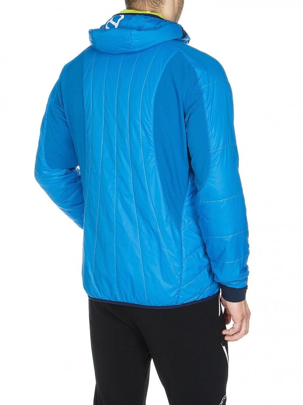 Куртка ORTOVOX swisswool piz boè jacket (размер M) - 2