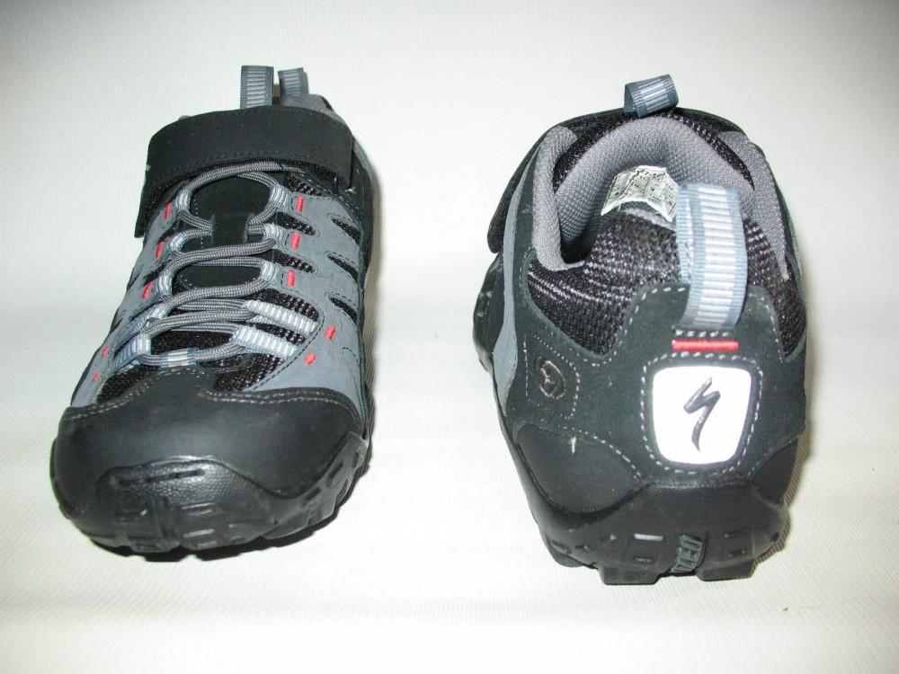 Велотуфли SPECIALIZED taho bg MTB shoes (размер UK9/US10/EU43(на стопу до 275 mm)) - 5