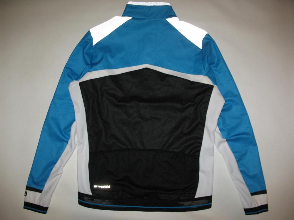 Велокуртка B'TWIN windblock 500 bike jacket (размер 52-54/L-XL) - 13