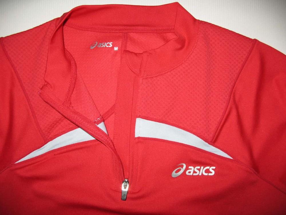 Футболка ASICS longsleeve jersey lady (размер M) - 2