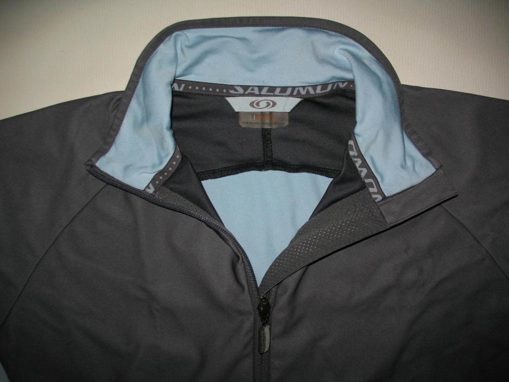 Куртка SALOMON windstopper jacket lady (размер XL) - 3