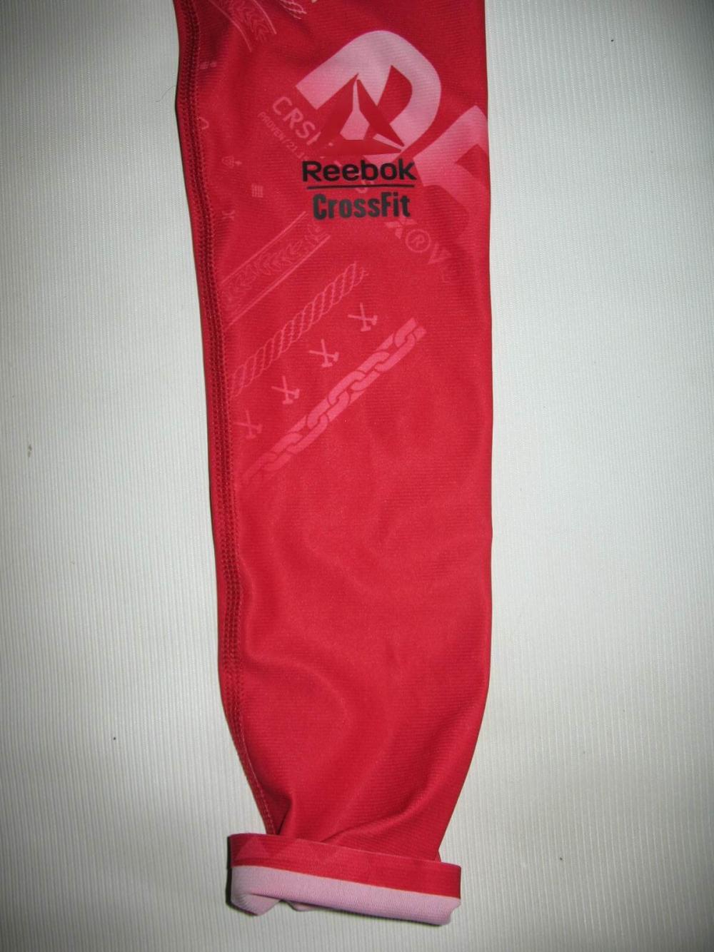 Штаны REEBOK crossFit PWR5 compression training tight leggings (размер M/S) - 10