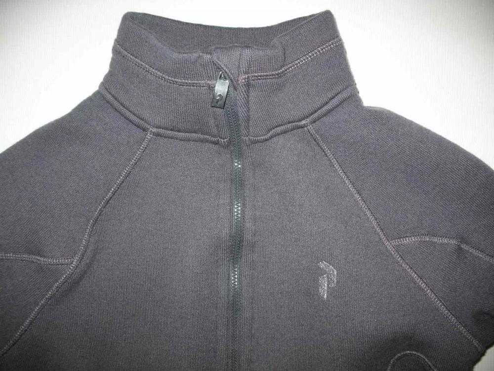 Кофта PEAK PERFOMANCE sup wool jacket lady (размер 36/XS) - 2
