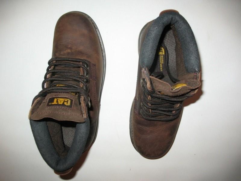 Ботинки CAT techni flex boots (размер UK6/US5/EU38(на стопу до 240mm)) - 3