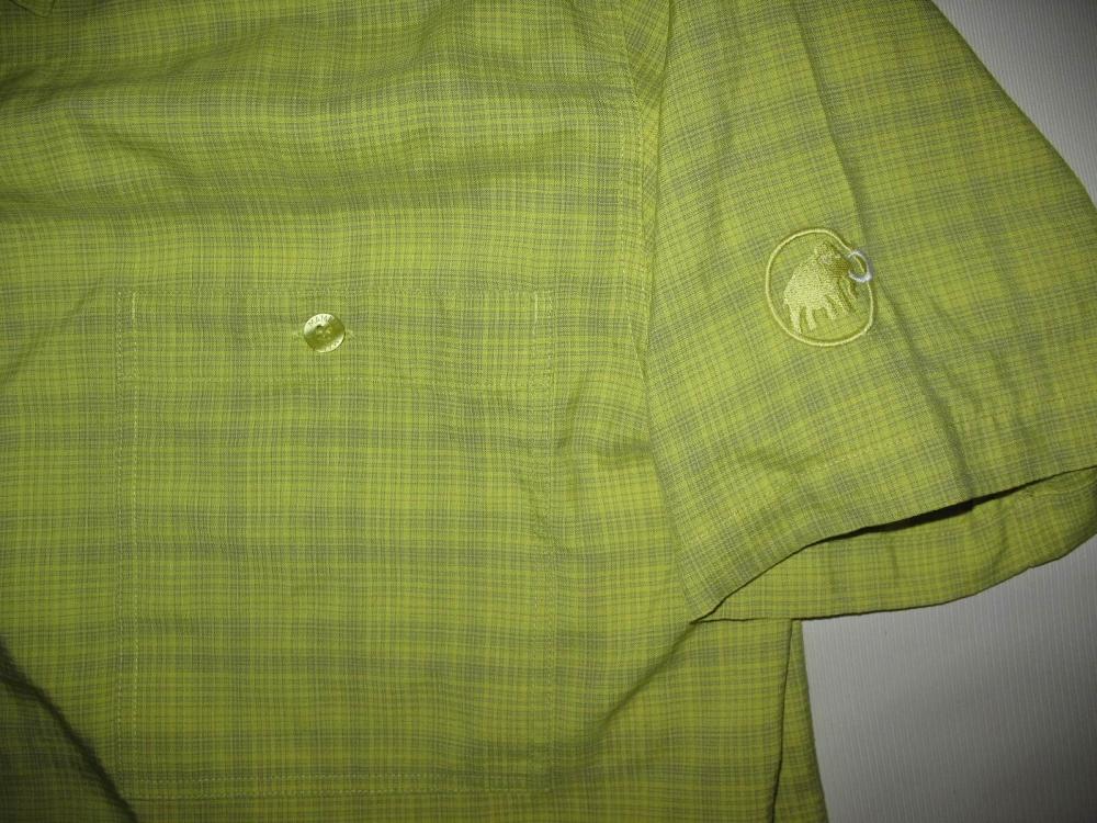 Рубашка MAMMUT belluno shirts (размер L) - 5