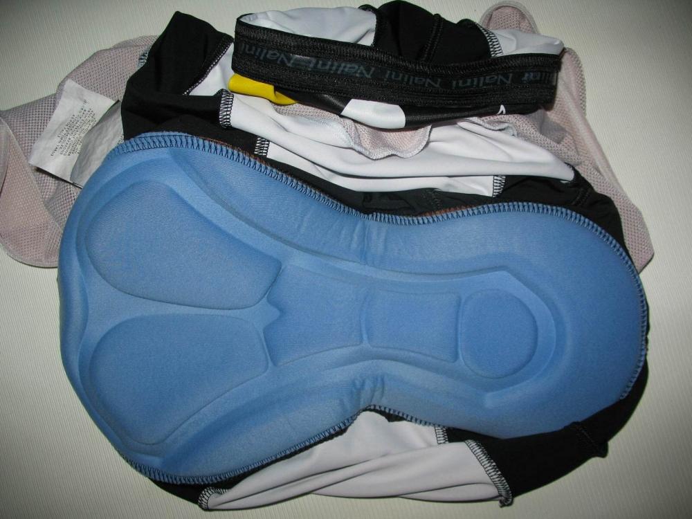 Велошорты NALINI pro active bib shorts (размер XL/L) - 3