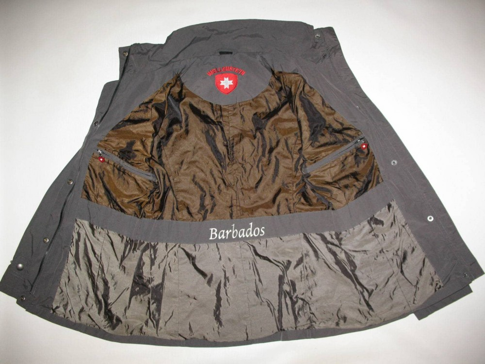 Куртка WELLENSTEYN barbados jacket lady (размер S) - 7