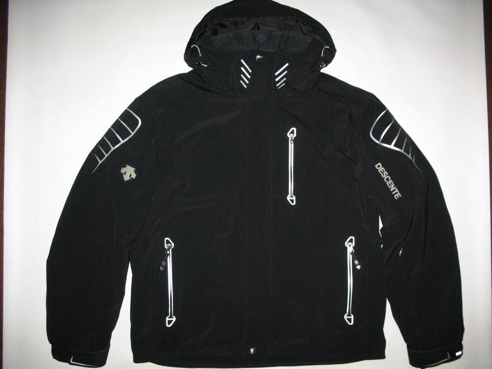 Куртка DESCENTE swiss olympic ski jacket (размер 54/XL) - 1