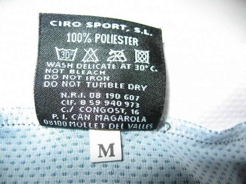 Футболка INVERSE bike jersey  (размер 4-L) - 3