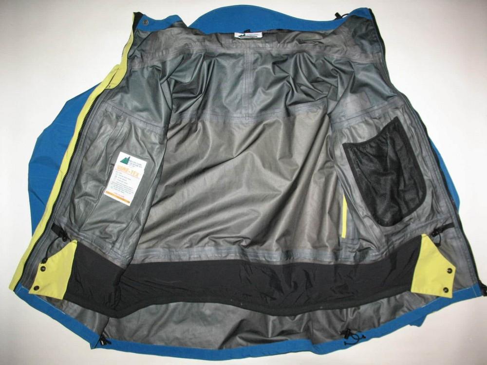 Куртка MOUNTAIN EQUIPMENT gtx outdoor jacket (размер XL/XXL) - 6