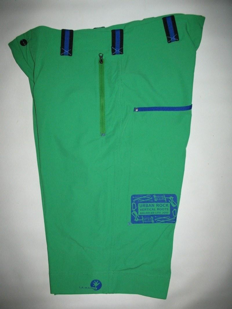 Шорты SALEWA climber 4. 0 DST La Mano shorts (размер 50-L) - 7