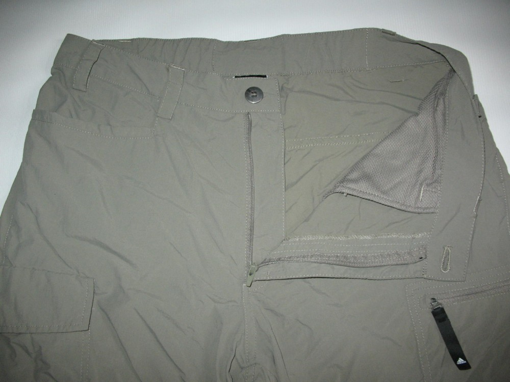 Штаны ADIDAS ht hike 2in1 outdoor pants (размер 50/L) - 9