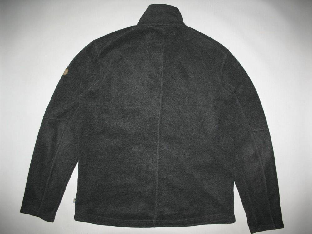 Кофта FJALLRAVEN tornetrask fleece jacket (размер L) - 9