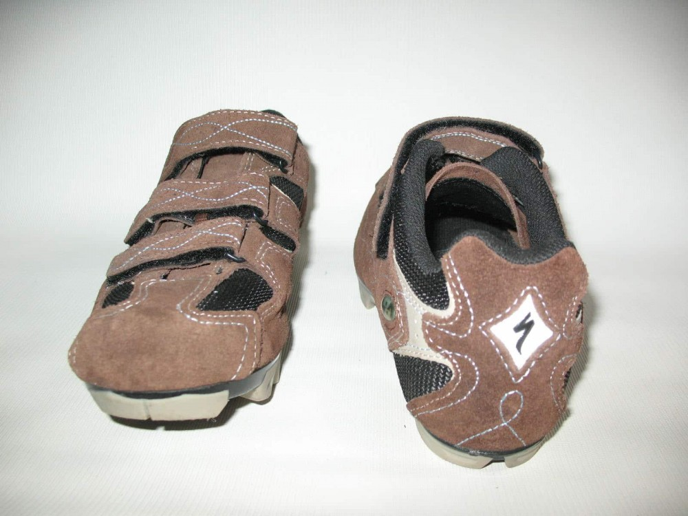Велотуфли SPECIALIZED riata bg MTB shoes lady (размер UK6,5/US7,5/EU38(на стопу до 245 mm)) - 5
