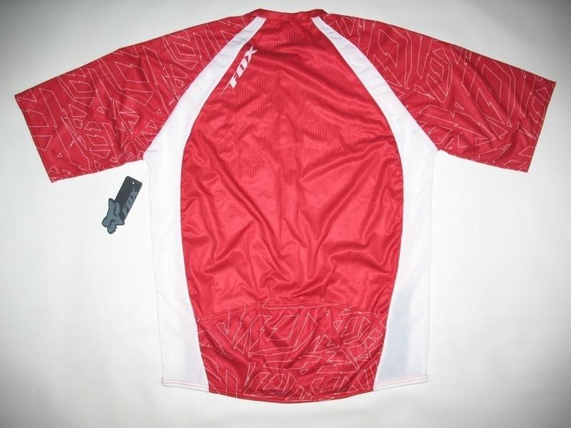 Веломайка  FOX Live Wire jersey  (размер XL) - 1