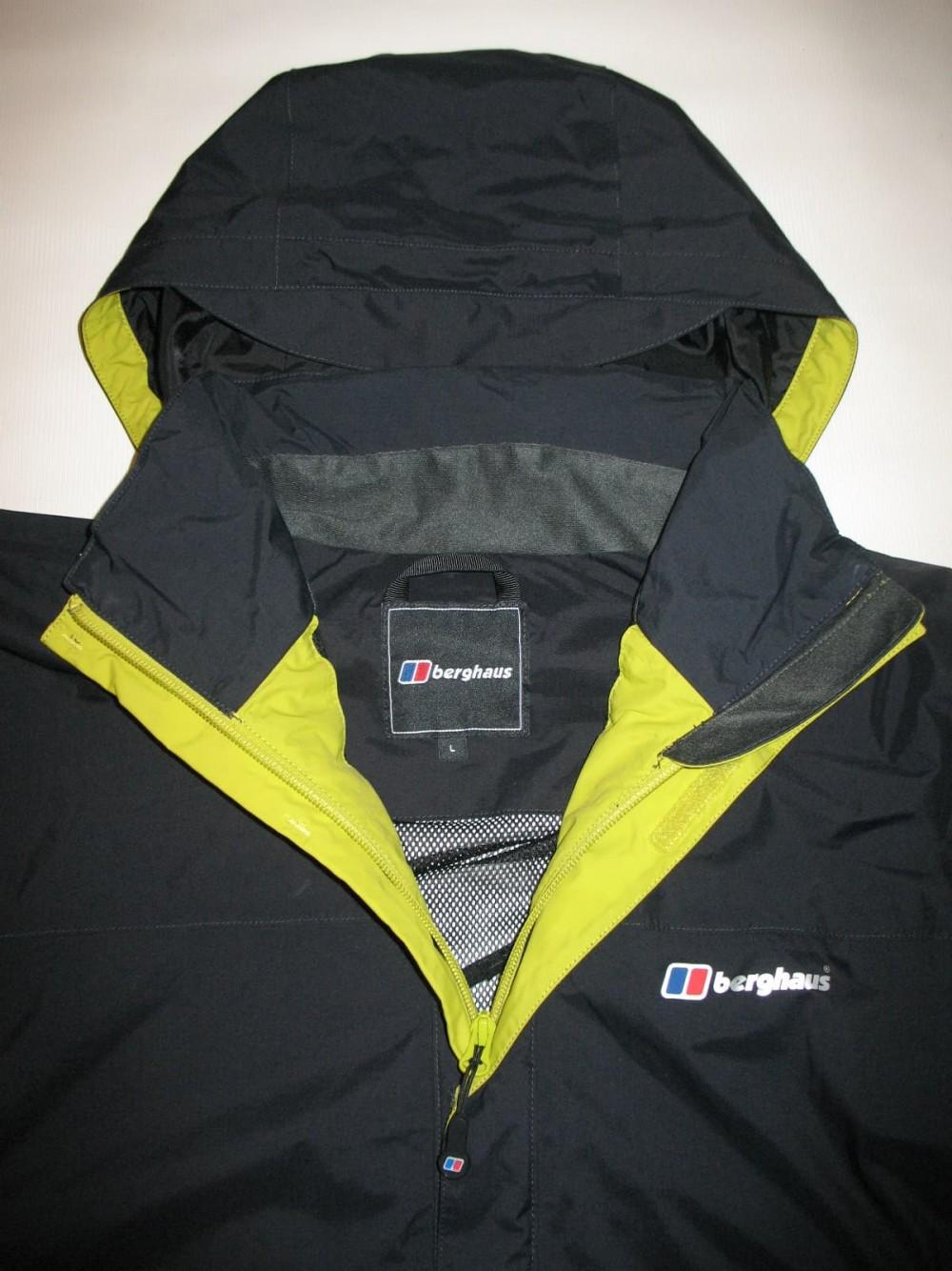 Куртка BERGHAUS aq2 waterproof jacket (размер L) - 5